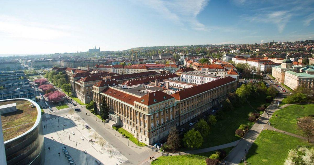 University of Chemistry and Technology - Πράγα