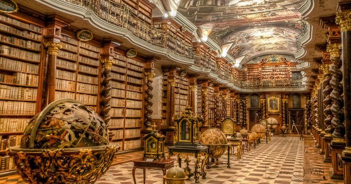 Εθνική Βιβλιοθήκη της Τσεχίας